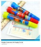 3PCS Roller Stamper Water Color Pen for Kids and Students