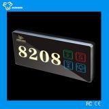 New Model Hotel Room Door Number Plates/Signs
