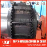 Endless Ep Nn Material Flat Sidewall Rubber Conveyor Belt