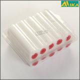 "Blister Packing 10PCS 4"" White Acrylic Mini Paint Roller Set"