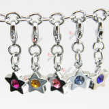 Fashion Star with Crystal Dangle for Wholesale