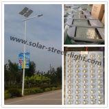 High Brightness 80W LED Solar Street Light with Ce