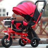 2016 Hot Sale Ce Approved 4 in 1 High Quality Baby Tricycle