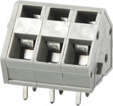 China High Quality Spring Terminal Block Connector (WJ245)