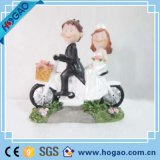 Resin Crafts Wedding Couple Figurine