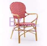 Manufacturer Wholesale Nice-Looking Non-Wood Aluminum Hot Selling Dining Chair
