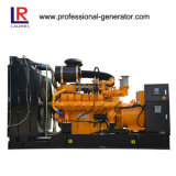 60Hz 200kw Natural Gas Generators with Silent Type