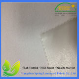 PU Coated White Color Waterproof Bulk Towel Fabric