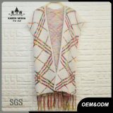 Women Fashion Fringe Vest Sweater