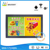 16: 10 Resolution 1440*900 Android 17 Inch LCD Digital Signage Player