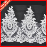 Top Quality Control Top Quality African Embroidery Lace Fabric