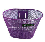 Good Quality Steel Bicycle Basket for Bike (HBK-128)