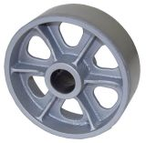 Customized Cast Iron Wheels for Transmission Part