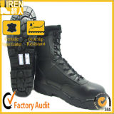 Black Military Army Police Tactical Boot