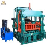 Qt4-20c Semi Automatic Hydraulic Concrete Cement Sand Interock Paving Block Making Machine