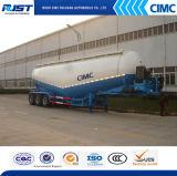 Cimc 55m3 3 Axle Bulk Cement Powder Semi Trailer Hot Sale