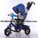 New Design Three Wheels Baby Tricycle with Light Music