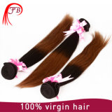 Ombre 1b 33 Color Hair Silky Straight Virgin Hair Weaving