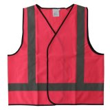 Hot Selling 100% Ployester Reflective Safety Vest