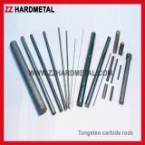 Unground/Grounded Solid Tungsten Carbide Rods