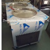 Thailand Stainless Steel Double Pan Fried Ice Cream Roll Machine