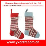 Christmas Decoration (ZY14Y468-1-2) Christmas Socks Hanger