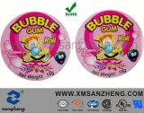 Customized Round Bubble Gun Adhesive Sticker (SZXY154)