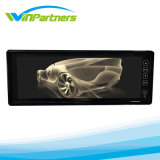 10.2inch Rearview Mirror Monitor with 3video Input, with Parking Video Funtion