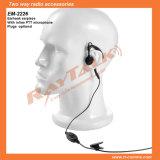 Walkie Talkie Ear Hook Headset