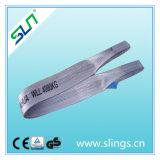 Webbing Sling Safety Belt 4t 7: 1 Sln Ce GS