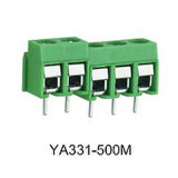 YA331-500m PCB Screw Terminal Block and Connector