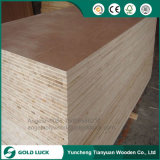 E1 Grade 15mm Plain Blockboard for Furniture Making