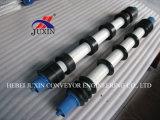Heavy Duty Rubber Conveyor Belt Roller Idler