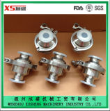 Dn65 Stainless Steel Ss304 Ss316L Sanitary One-Way Check Valves
