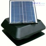 12W 12inch Solar Powered Roof Exhaust Vent (SN2013001)