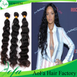 The Virgin Brazilian Body Wave Remy Human Hair Weaving