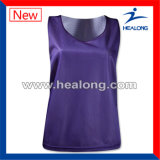 Any Logo Cheap Custom Lacrosse Wear Vest Sportswear