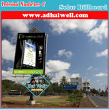 LED Lighting Advertising Billboard Display Green Power Solar Solution