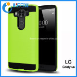 PC+TPU Slim Armor Mobile Phone Case for LG G4stylus