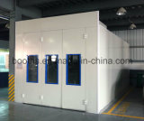 Ce Approved Painting Booth Spray Booth Painting Room Car Spray Booth Booth Oven with 2 Years Warranty Time