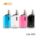 Tc Electronic Cigarette UK Christmas Hottest Mod Vape Kit Lite Aio Atomizer with Children Proof Lock New Jomo Mini Ecigarette