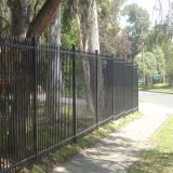 Steel Bar Fence/Galvanized Steel Fence/Iron Bar Fence