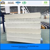 ISO, SGS Approved 100mm Stainless Steel Pur Sandwich (Fast-Fit) Panel for Cool Room/ Cold Room/ Freezer