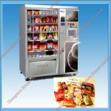 Best Sale Sancks and Drinks Vending Machine