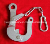 Zinc Plated Quick Opening Safety Hook