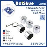 Anti-Theft Car Wheel Lug Nut Bundle Round Bolt Cap
