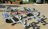 Boat Trailer with Curved Roller Tr0232