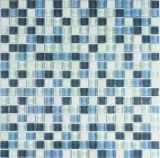 Glass mosaic for Wall Decoration