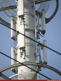 Production Customed Telecom Tower (Tower drum)