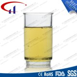 120ml Small Design Shape Glass Water Cup (CHM8040)